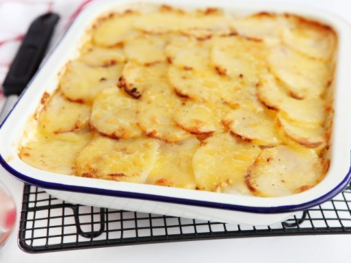 Potato Bake Royale