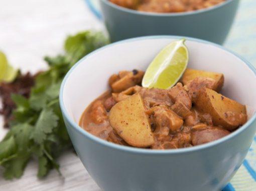 Chicken & Potato Massaman Curry